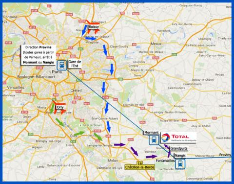 Carte GPS